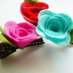กิ๊บเด็ก Roses_set 1 เซท