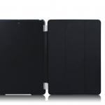 Case Smart cover for Ipad Air แบบแยกชิ้น สีดำ