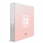 [Pre] BTS : 2015 LIVE - The most beautiful moment in life (花樣年華) ON STAGE Concert DVD +Poster