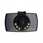 """กล้องติดรถยนต์รุ่น G30 ขนาดจอกว้าง 2.4"""" ไม่มีช่องเสียบ HDMI สีดำ - รุ่นฮิต"""
