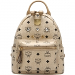 [Pre] MCM 2012 AW Mini Stark Backpack Visetos (BE)