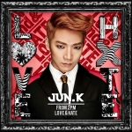 [Pre] Jun. K : 1st Mini Album - LOVE & HATE