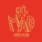 [Pre] GOT7 : 4th Mini Album Repackage - MAD Winter Edition (Happy Ver.)