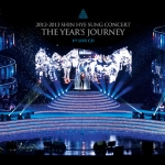 [Pre] Shin hye sung : 2012-2013 SHIN HYE SUNG Concert - THE YEAR'S JOURNEY (Concert Photobook+1st Live 2CD) +Poster