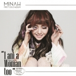 [Pre] Minah : 1st Mini Album - I'm A Woman Too (SMC Card Ver.)