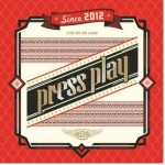 [Pre] BTOB : 2nd Mini Album - Press Play