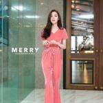 Velvet V Set เซ็ตเสื้อกางเกงผ้ากำมะหยี่ ตัวเสื้อเป็นครอปคอวีแขนสั้น มาคู่กับกางเกงขายาวปลลายขาม้าทรงสวย สไตล์เกาหลี ให้ลุควินเทจทะมัดทะแมง