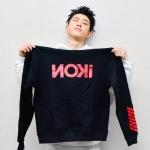 เสื้อฮู้ด iKON