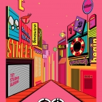 [Pre] EXID : 1st Studio Album - Street +Poster