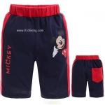 กางเกงเด็ก Micky ขอบแดง ไซส์ 95