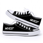 รองเท้าผ้าใบ Nu'est