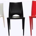 เก้าอี้ดีไซน์น่ารัก เหมาะสำหรับร้านกาแฟ ร้านบิงซู (V-DESIGN)