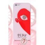 เคสไอโฟนSE เคสไอโฟน5/5S เคสฝาหลัง play แบบที 7