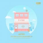 [Pre] ASTRO : 4th Mini Album - Dream Part.01 (DAY Ver.) +Poster