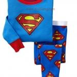 ชุดนอนเด็ก Baby Gap ลาย Super_Man ไซส์ 1ปี
