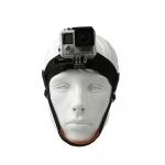อุปกรณ์เสริม GoPro Hero4 3+ 3 2 1 ใช้ Lite อเนกประสงค์แถบคาดศีรษะ