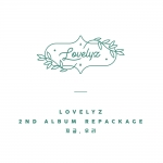 [Pre] Lovelyz : 2nd Album Repackage - Now, Us +Poster