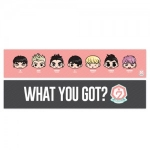 [Pre] GOT7 : Ofiicial Goods PURE SEASON 2 PART 2 - GOTOON SLOGAN