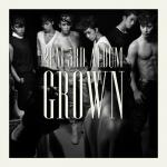 [Pre] 2PM : 3rd Album - Grown (Ver.B)