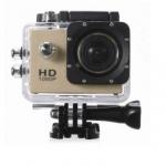 กล้อง Action Camera H.264 สีทอง