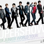 [Pre] Super Junior : The 4th World Tour - SUPER SHOW 4 (3CD Digipack) (Audio)