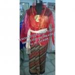 ชุดอินโดนีเซีย หญิง - 04