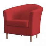 เก้าอี้อาร์มแชร์ ดีไซน์เรียบหรู มีสไตล์ (ฟองน้ำเกรด A แน่นนุ่ม)