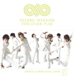 [Pre] Infinite : 1st Arena Tour In Japan - Second Invasion Evolution Plus[+3DVD+Photobook+Photocard]