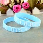 ริสแบนด์ / Wristband 1 เส้น BTS