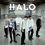 [Pre] Halo : 3rd Mini Album - HERE I AM +Poster