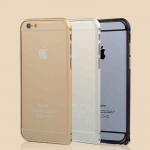 เคสไอโฟน 6 พลัส /6s พลัส แบบบัมเปอร์กรอบอลูมิเนียม แถมฟรีฟิล์มกันรอยใส