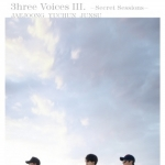[Pre] JYJ : 3hree Voices Ⅲ–Secret Sessions- (2DVD+Poster in Package)