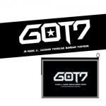 [Pre] GOT7 : 1st Official Goods Pure Slogan