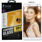 Focus โฟกัส ฟิล์มกันรอยมือถือ ฟิล์มกระจกกันกระแทก OPPO U3 ออปโป