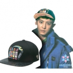 [Pre] EXO : Chanyeol St. URBAN SWAGGER FITTED CAP 316 (BK)