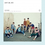 [Pre] UNIT BLACK : 1st Single Album - Steal Your Heart (B Ver.) +Poster