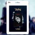 [Pre] VIXX : 6th Single Album - Hades (Kinho Card Ver.) +Poster