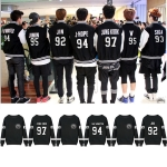 เสื้อแขนยาว BTS Bangtan Boys
