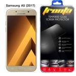 Tronta คมชัดเงางาม! ฟิล์มกระจก ฟิล์มก้นรอยมือถือ Samsung Galaxy A5 2017 ซัมซุงกาแล็คซี่เอ5