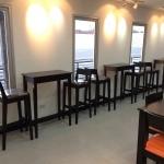 PROJECT : COFFEE CORNER (BAR TABLE+BAR STOOL)