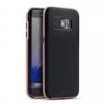 IPAKY CASE สำหรับ Samsung Galaxy S 7 (Pink)