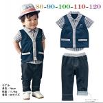 ชุดเสื้อ+กางเกงขายาว ไซส์ 80-90-100-110-120