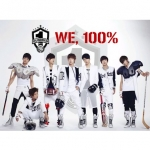 [Pre] 100% : 1st Single - WE, 100%
