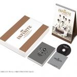 [Pre] Infinite : 2014 Season Greeting [Calendar_Table + Scheduler + Making DVD]