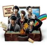 [Pre] TVXQ : Jap. 27th Single - Share The World (CD)