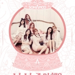 [Pre] Sonamoo : 1st Single Album - I Think I Love U (A Ver.) +Poster