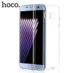 เคส Samsung Note7 เคสซัมซุงโน๊ต7 เคสฝาหลังวัสดุ TPU เกรดพรีเมี่ยม ยี่ห้อ HOCO