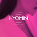 [Pre] T-ara : 13th Mini Album - What's my name? (Hyomin Ver.) +Poster
