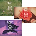 [Pre] B1A4 : 6th Mini Album - Sweet Girl (Random Cover) +Poster