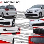 ชุดแต่ง Mobilio รอบคัน 4 ชิ้น สำหรับ รุ่น S/V